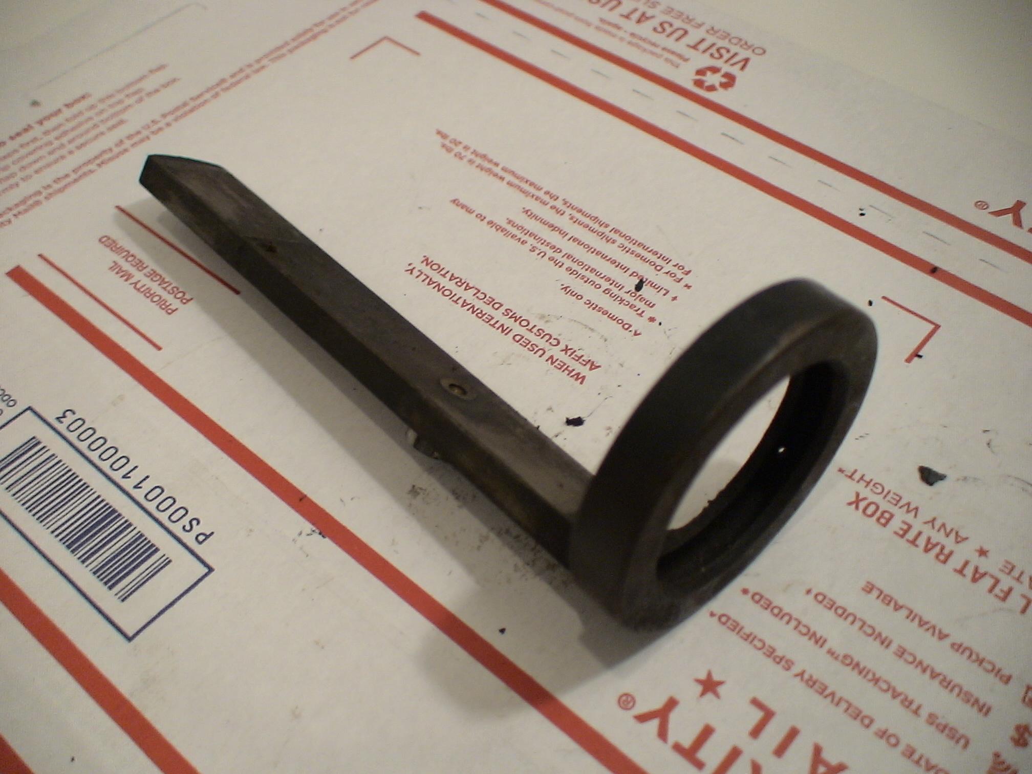 Singer 29-4 Feed Motion Ring Slide Bar