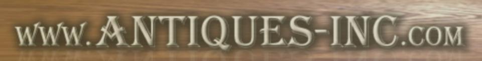 Antiques, Inc.